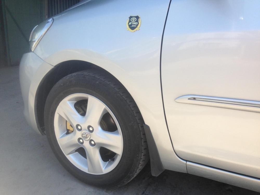 Toyota Vios sản xuất 2007, màu bạc, giá chỉ 380 triệu-1
