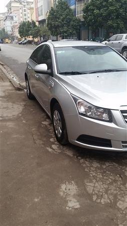 Bán ô tô Daewoo Lacetti SE đời 2010, màu bạc, nhập khẩu chính hãng  -1