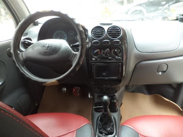 Bán ô tô Daewoo Matiz sản xuất 2008, màu trắng -8