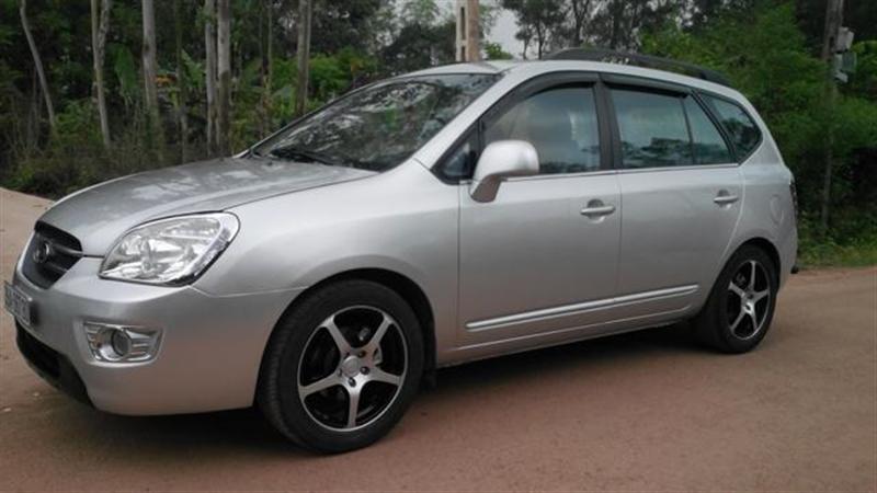 Kia Carens, sản xuất và đăng kí năm 2010-0