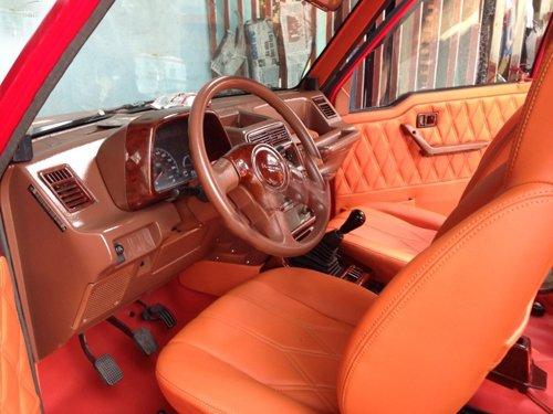 Cần bán lại xe Chevrolet Tracker đời 1991, màu đỏ, xe nhập-4