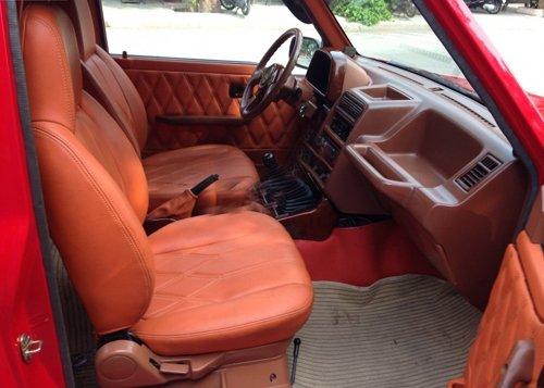 Cần bán lại xe Chevrolet Tracker đời 1991, màu đỏ, xe nhập-3