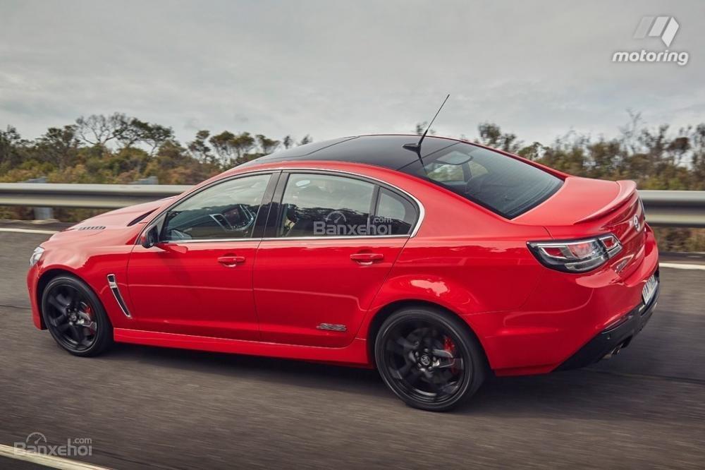 Holden Commodore phiên bản cuối cùng sẽ giúp tăng doanh số lên 50%.