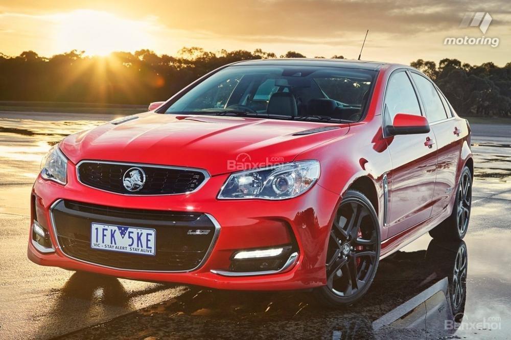 """""""Cơn sốt"""" Holden Commodore phiên bản cuối cùng."""