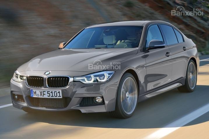 Các chuyên gia đánh giá xe BMW 3 Series 2016 đánh giá rất cao tính năng an toàn của mẫu xe này.