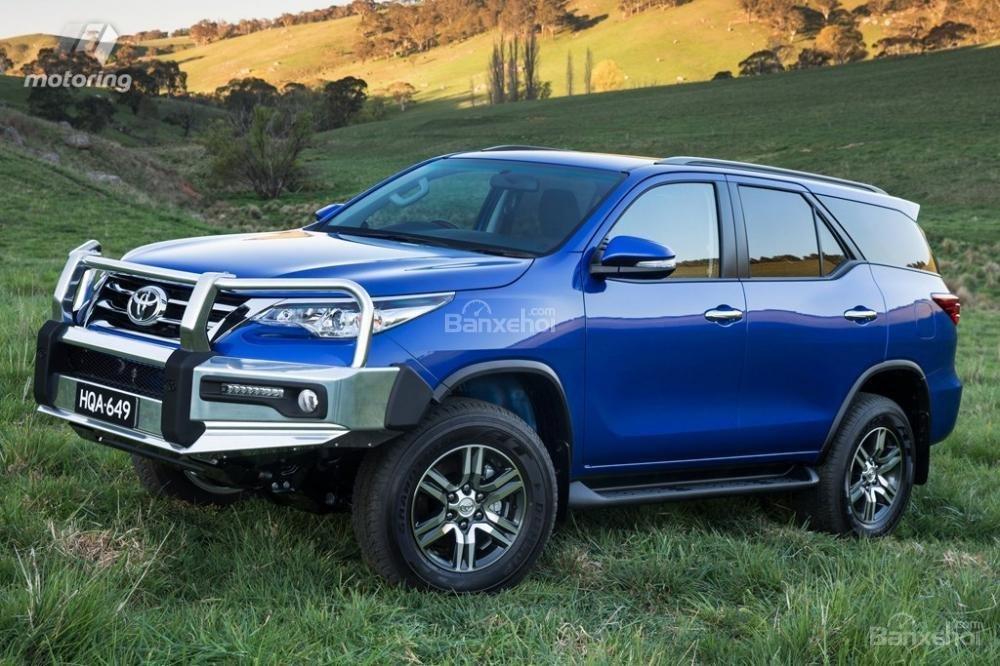 Toyota Fortuner 2016 5