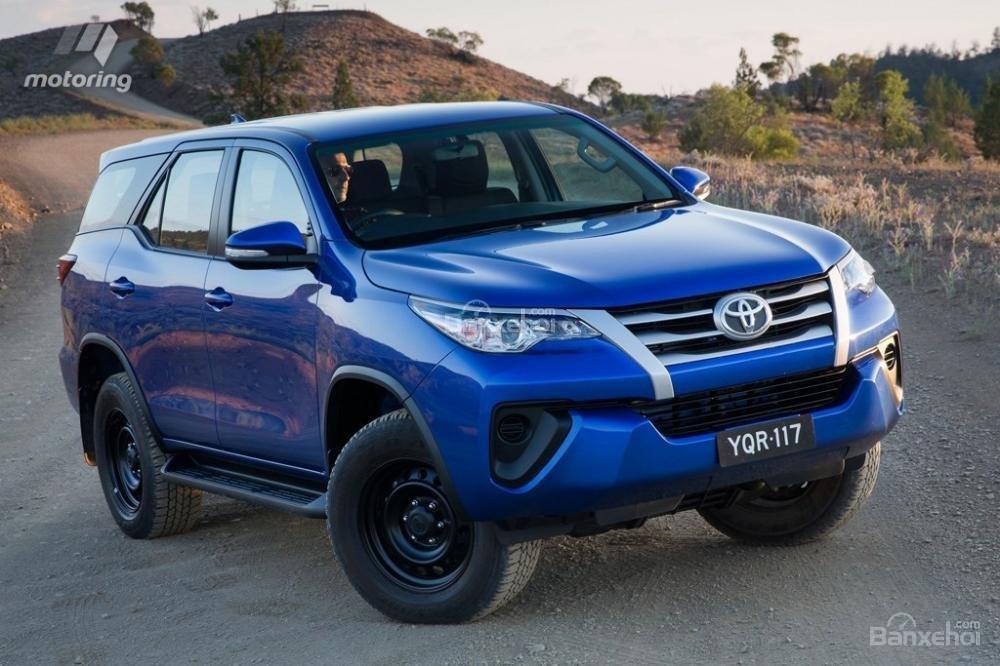 Toyota Fortuner 2016 6