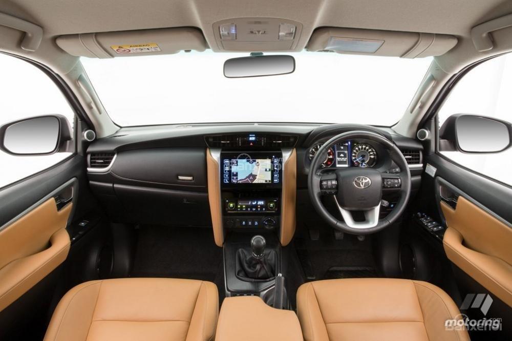 Toyota Fortuner 2016 8