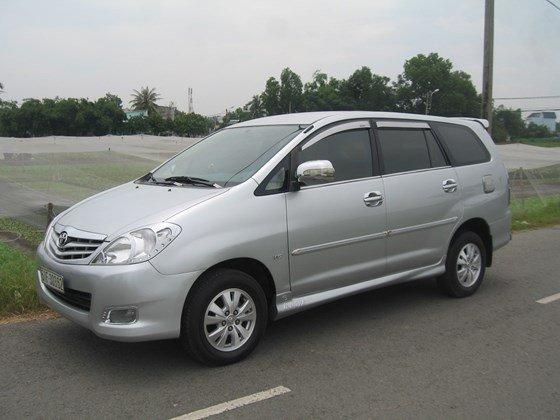 Cần bán Toyota Innova G. Đời cuối 2008, giá tốt-4