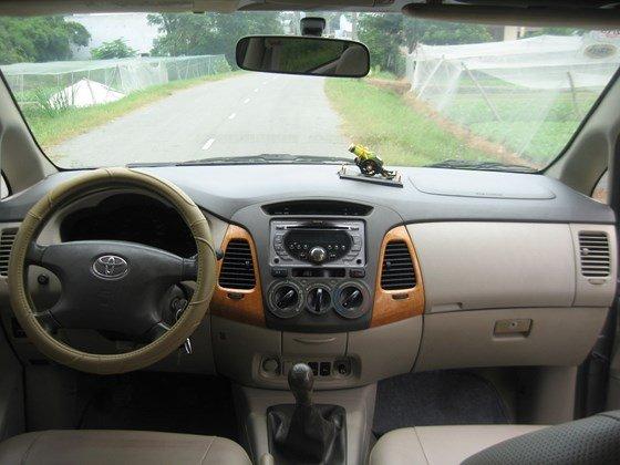 Cần bán Toyota Innova G. Đời cuối 2008, giá tốt-7
