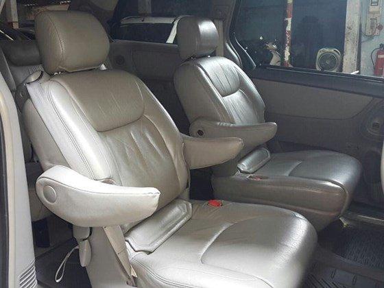 Cần bán xe Toyota Sienna 3.5 LE Parkit 3, sản xuất 2008, màu xanh ngọc, xe 2 cửa điện-2