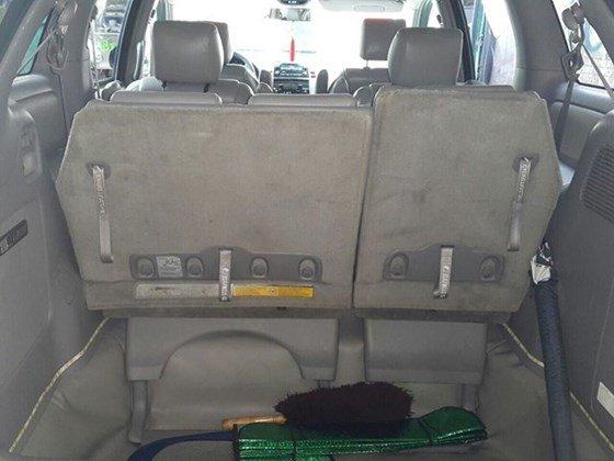 Cần bán xe Toyota Sienna 3.5 LE Parkit 3, sản xuất 2008, màu xanh ngọc, xe 2 cửa điện-7