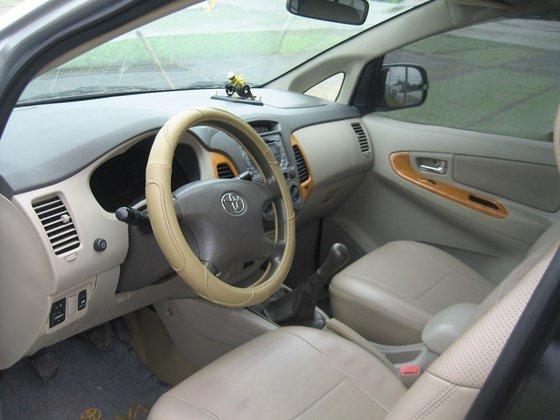 Cần bán Toyota Innova G. Đời cuối 2008, giá tốt-6