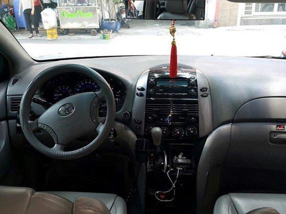 Cần bán xe Toyota Sienna 3.5 LE Parkit 3, sản xuất 2008, màu xanh ngọc, xe 2 cửa điện-4
