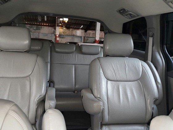Cần bán xe Toyota Sienna 3.5 LE Parkit 3, sản xuất 2008, màu xanh ngọc, xe 2 cửa điện-3