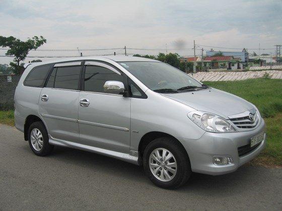 Cần bán Toyota Innova G. Đời cuối 2008, giá tốt-5