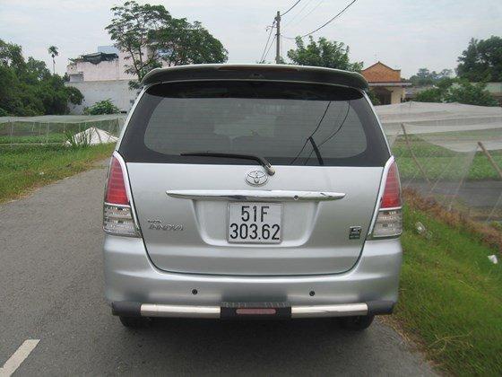 Cần bán Toyota Innova G. Đời cuối 2008, giá tốt-1