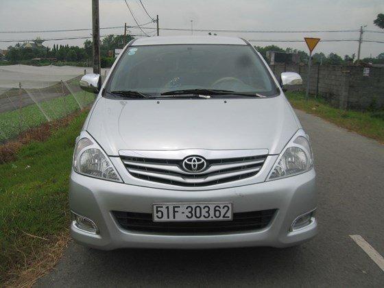 Cần bán Toyota Innova G. Đời cuối 2008, giá tốt-0