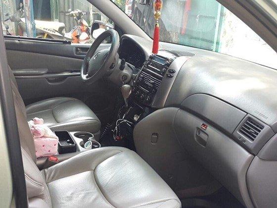 Cần bán xe Toyota Sienna 3.5 LE Parkit 3, sản xuất 2008, màu xanh ngọc, xe 2 cửa điện-1