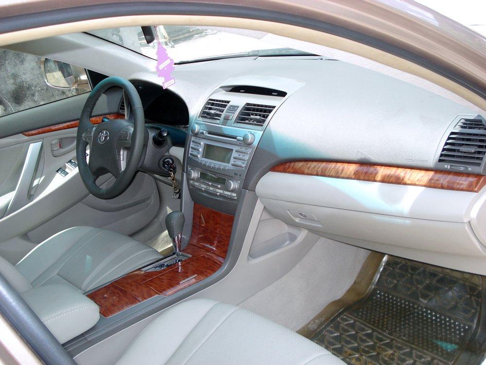 Bán Camry 2.4G sản xuất năm 2008. Xe rất ít đi, xài kỹ, nay cần bán lại-4