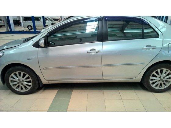 Toyota Đông Sài Gòn xe đã qua sử dụng đang bán Vios G màu bạc, pháp lý cá nhân-4