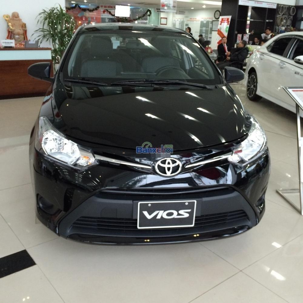 Toyota Vios 1.3 J - xe mới 100% giá tốt cần bán-1