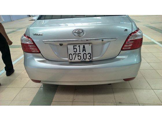 Toyota Đông Sài Gòn xe đã qua sử dụng đang bán Vios G màu bạc, pháp lý cá nhân-3