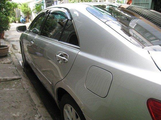 Gia đình bán Toyota Camry 2.4L SX cuối 2012 màu bạc nội thất màu da kem rất đẹp-21