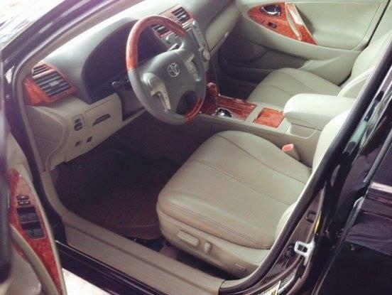 Cần bán Camry Mỹ đời 2011, SX cuối 2010, xe đủ đồ chơi nội thất ốp gỗ sang trọng-2