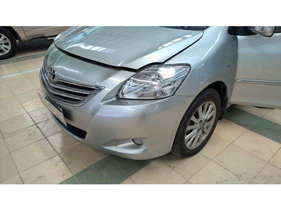 Toyota Đông Sài Gòn xe đã qua sử dụng đang bán Vios G màu bạc, pháp lý cá nhân-5