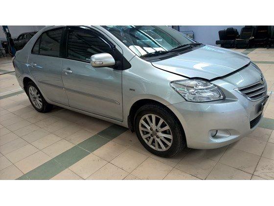 Toyota Đông Sài Gòn xe đã qua sử dụng đang bán Vios G màu bạc, pháp lý cá nhân-0