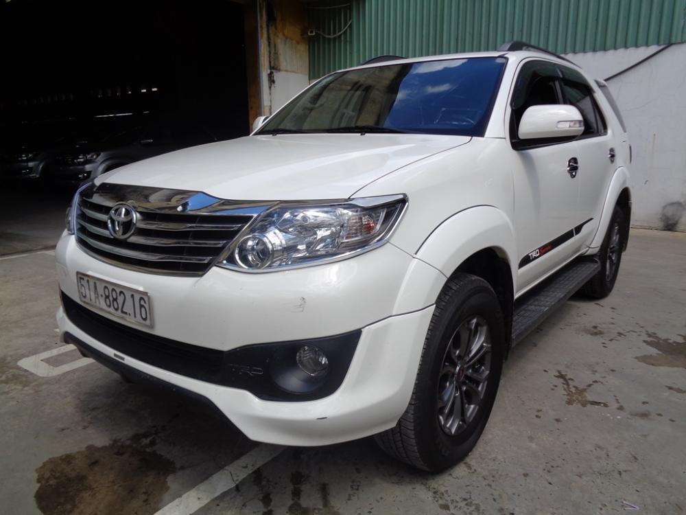 Toyota Camry 2.7 V TRD màu trắng 1 cầu sản xuất 2014 cần bán-1