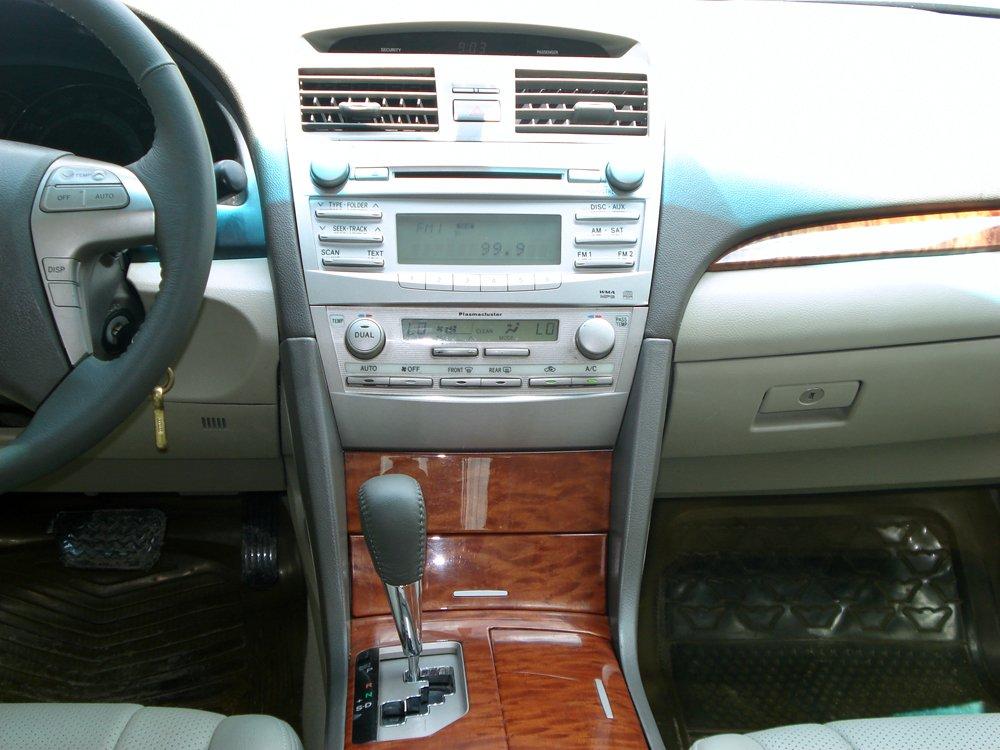 Bán Camry 2.4G sản xuất năm 2008. Xe rất ít đi, xài kỹ, nay cần bán lại-6