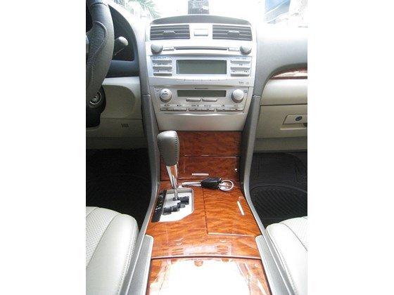 Gia đình bán Toyota Camry 2.4L SX cuối 2012 màu bạc nội thất màu da kem rất đẹp-6