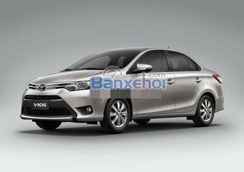 Toyota Vios 1.3 J - xe mới 100% giá tốt cần bán-2