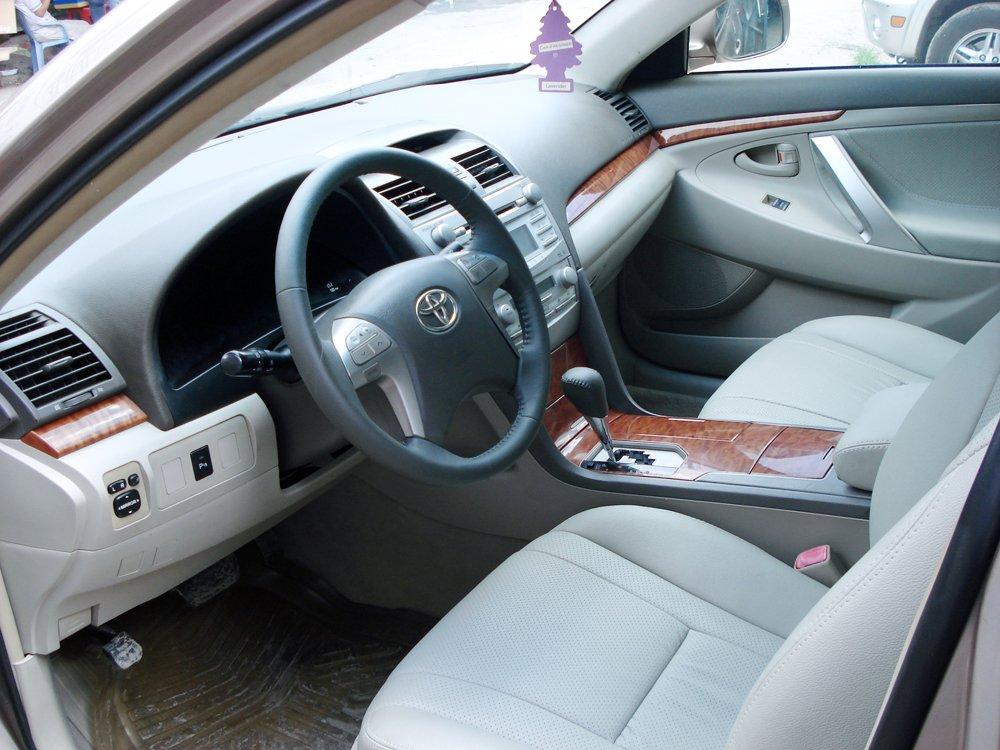 Bán Camry 2.4G sản xuất năm 2008. Xe rất ít đi, xài kỹ, nay cần bán lại-3