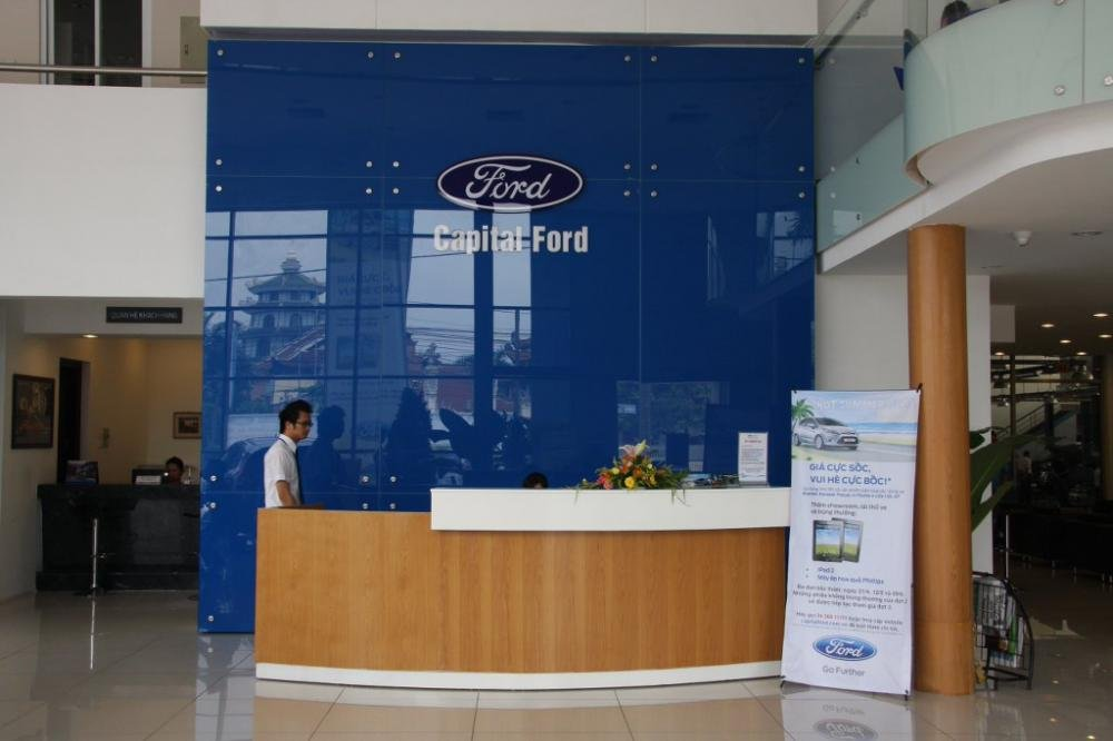 Ford Thủ Đô - Capital Ford