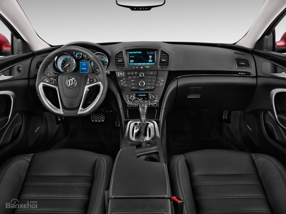 Đánh giá nội thất xe Buick Regal 2015