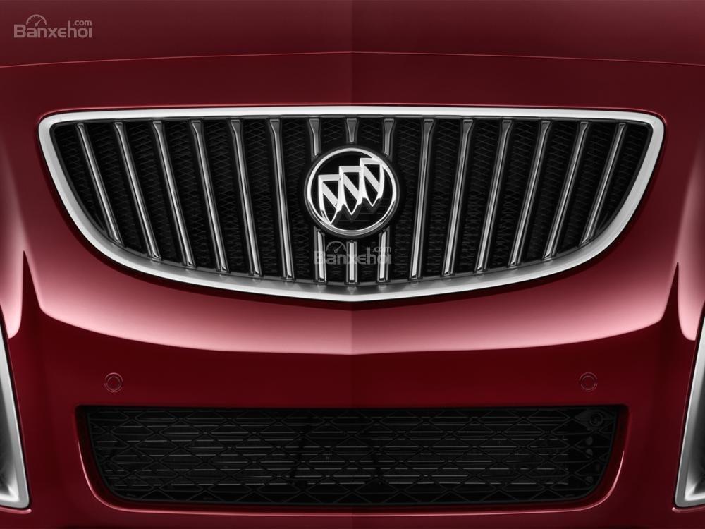 Đánh giá lưới tản nhiệt xe Buick Regal 2015