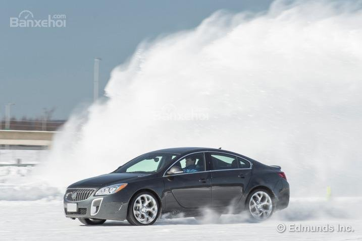 Đánh giá tổng quát về xe Buick Regal 2015