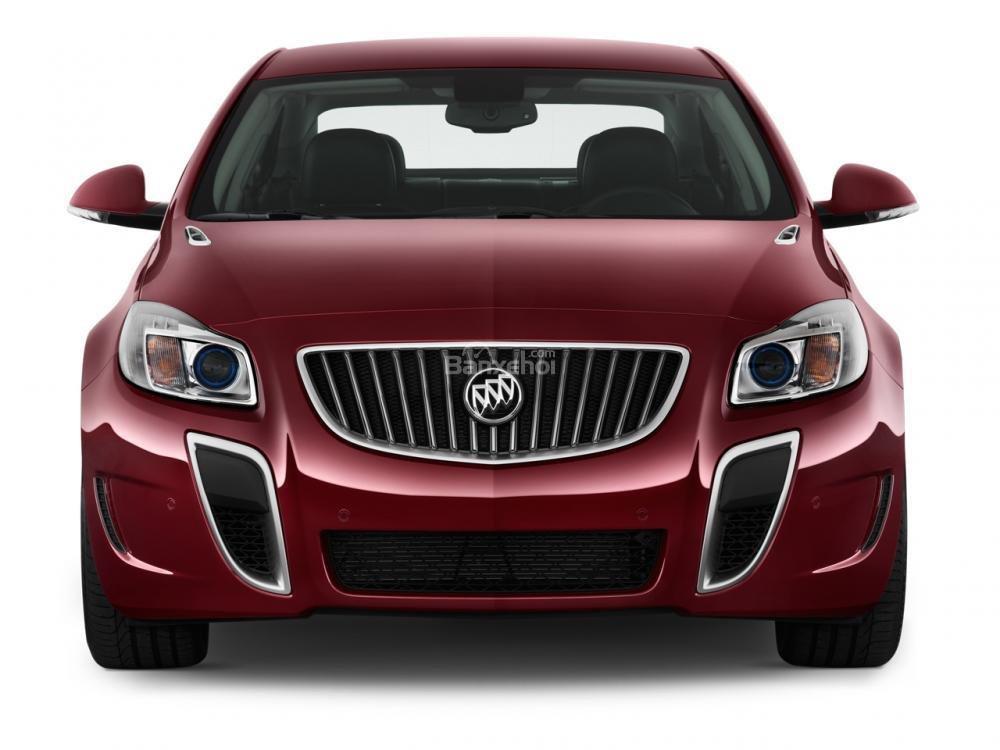 Đánh giá phía trước xe Buick Regal 2015