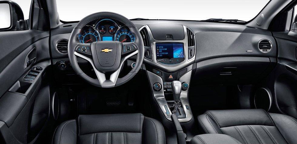 Cần bán xe Chevrolet Cruze 2015, màu xám, nhập khẩu chính hãng -6