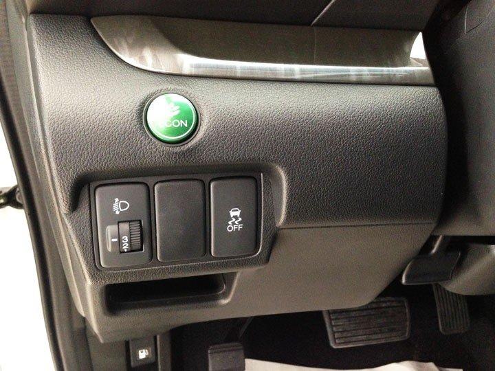 Bán Honda CR V đời 2015, màu trắng, giá cực tốt-5