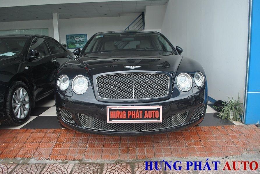 Bentley Continental Flying Spur Speed 2010 màu đen cần bán-0