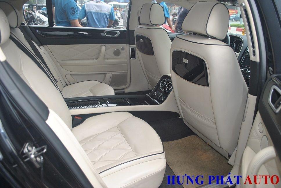 Bentley Continental Flying Spur Speed 2010 màu đen cần bán-4