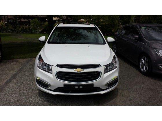 Xe Chevrolet Cruze đời 2015, màu trắng, xe nhập, 572 triệu cần bán-2