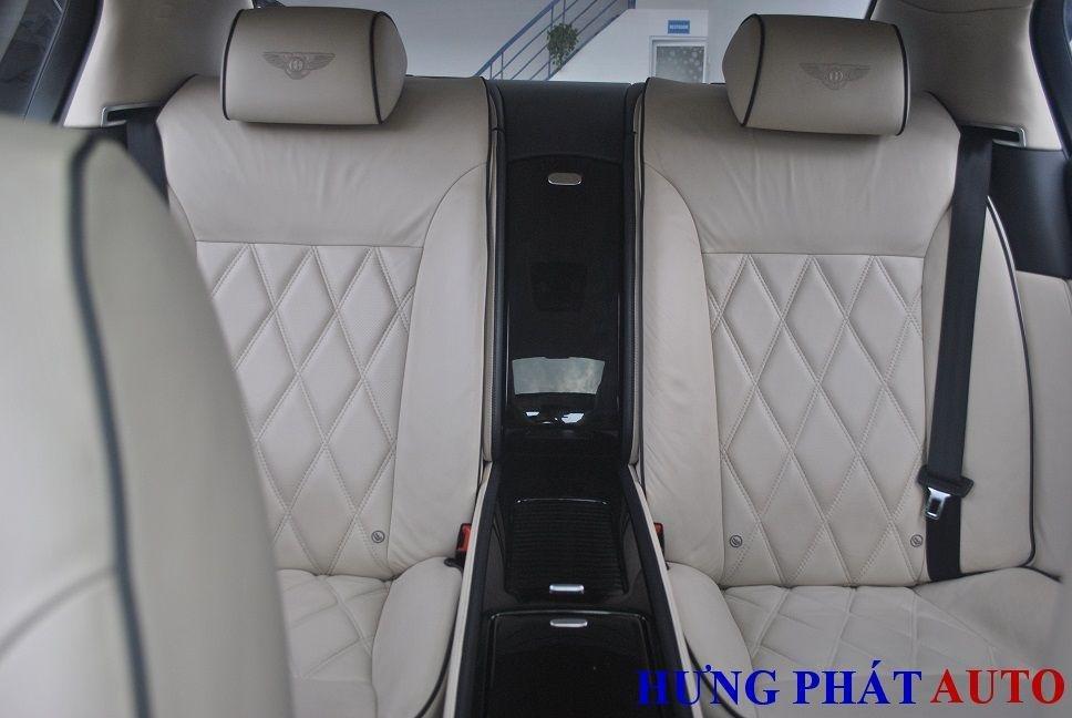 Bentley Continental Flying Spur Speed 2010 màu đen cần bán-7