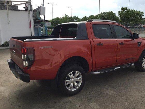 Ford Ranger đời 2014, màu đỏ, nhập khẩu nguyên chiếc, 665 triệu cần bán-6