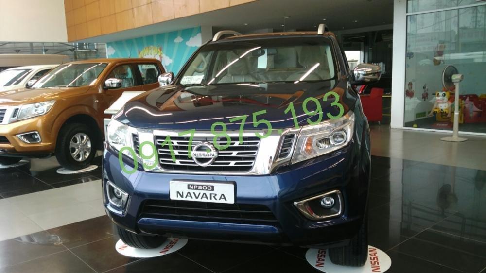 Bán xe Nissan Navara đời 2015, nhập khẩu giá tốt-1
