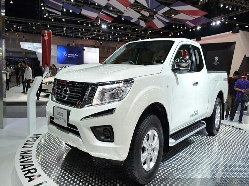 Nissan Navara đời 2015, màu trắng, nhập khẩu chính hãng giá cạnh tranh-0